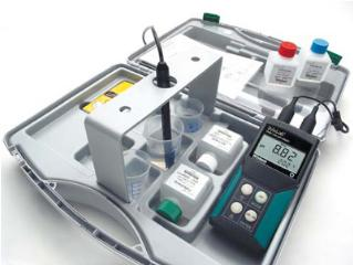 how to prepare kcl solution for ph meter